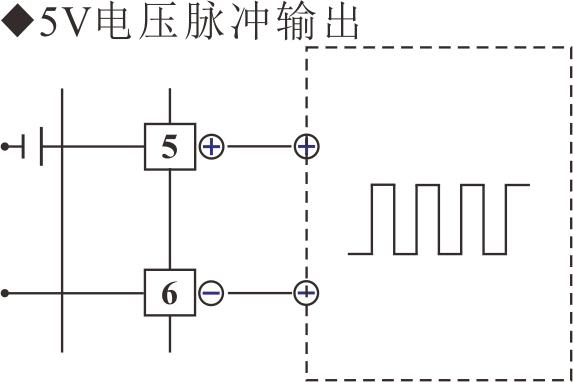 集电极开路输出接线图